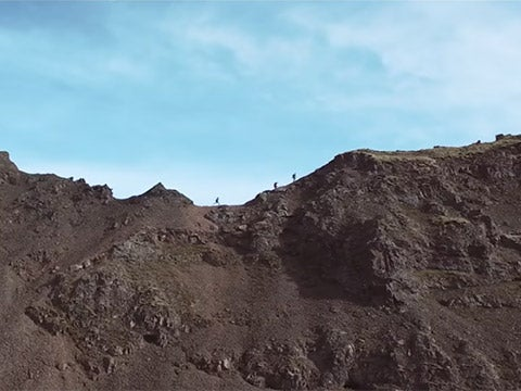 WATCH: Trails in Motion, Trail Running in Iceland