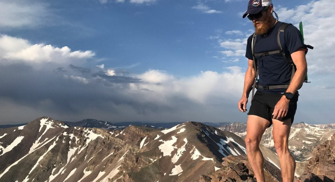 Jared Campbell, Luke Nelson Set FKT on Utah's Uinta Traverse