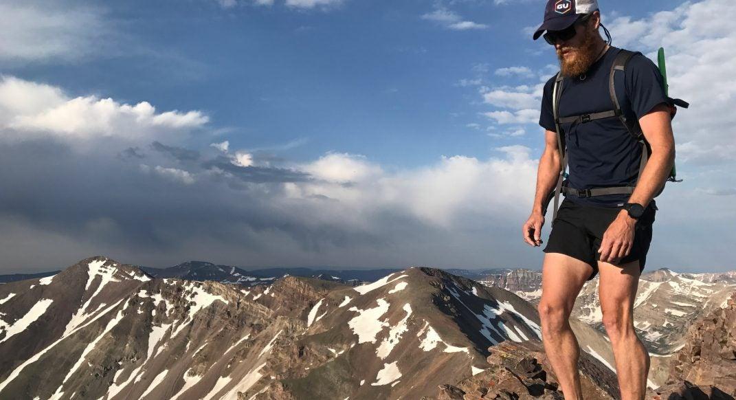 Jared Campbell, Luke Nelson Set FKT on Utah's Uinta Traverse
