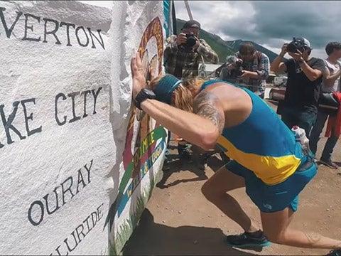 WATCH: Timothy Olson's Hardrock Comeback