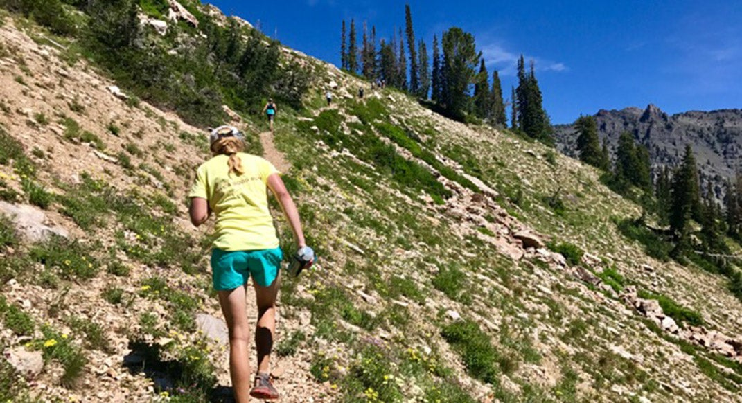 Three Strategies to Finish Fast In Your Next Trail Race