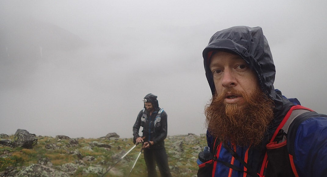 Photo Gallery: 30 Hours of Wind, Fog and Rain on Nolan's 14