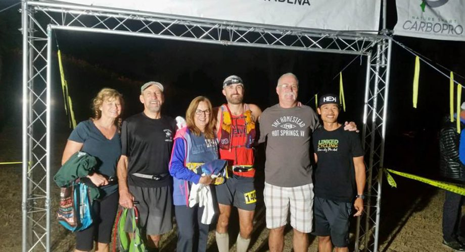 How to Train for a 100-Mile Race