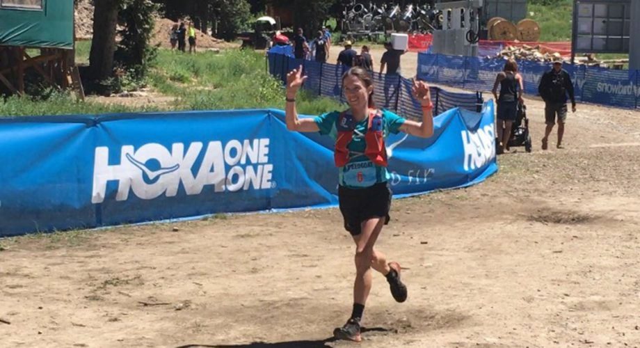 Anna Mae Flynn and Jim Walmsley Take Down Records At Speedgoat 50K