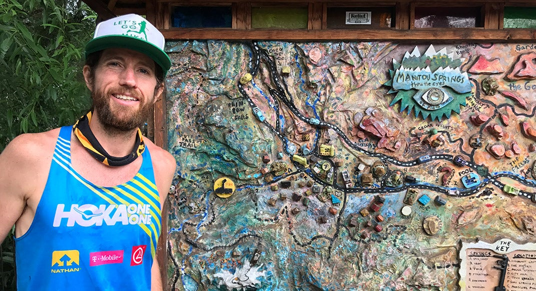 Michael Wardian Sets New Record for Leadville-Pikes Peak Combo