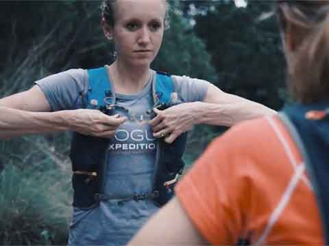 WATCH: Setting a Team FKT on the Wonderland Trail