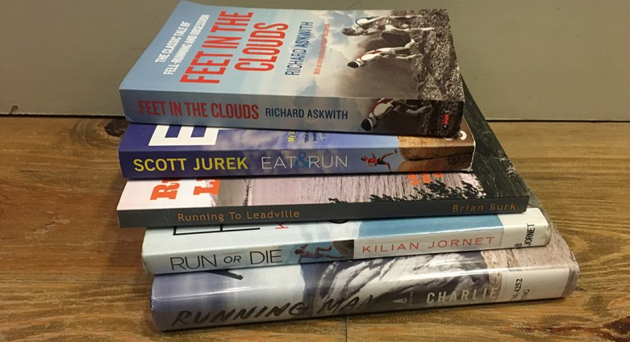 Trail-Running Books for Your Reading List