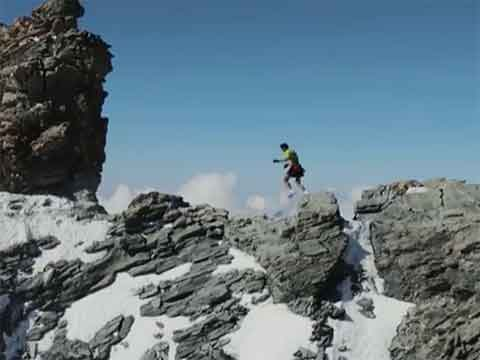 WATCH: Kilian Jornet Eats Mountains for Breakfast