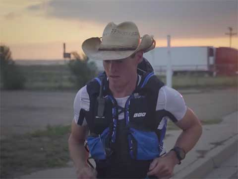 WATCH: Max King Runs Historic Route 66