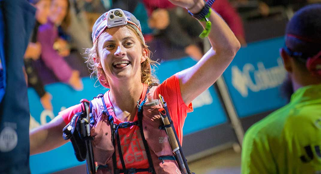 How Clare Gallagher Won CCC with Fewer Miles and More Speed