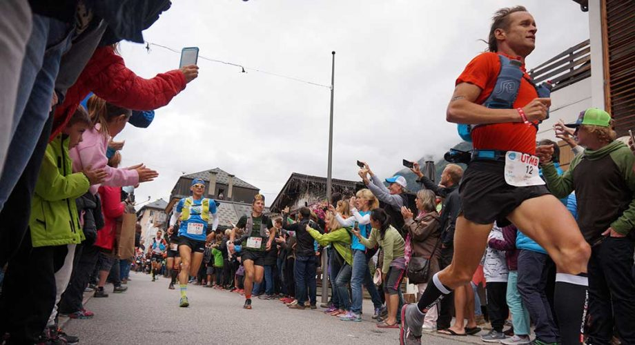 Stories of Perseverance From This Year's Ultra-Trail du Mont-Blanc