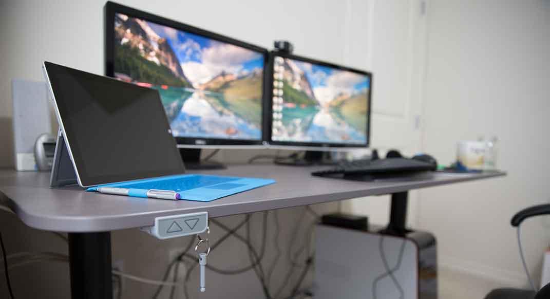 Should Runners Use Standing Desks?