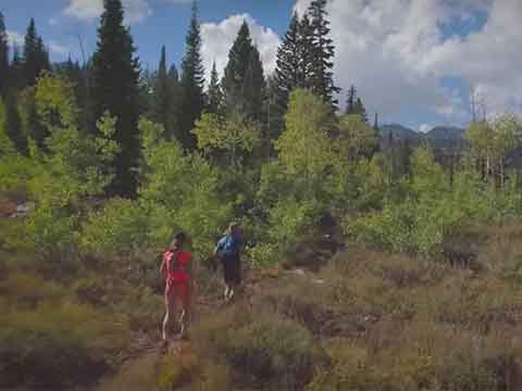 WATCH: Running the Bear 100