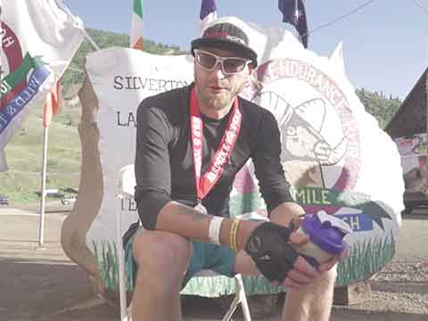 WATCH: Jeff Browning's Western States-Hardrock Double