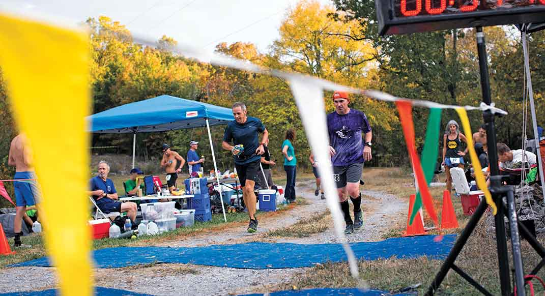 Big's Backyard Ultra: A Race With No End