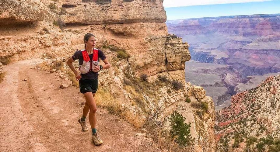 Cat Bradley Sets Grand Canyon R2R2R Record