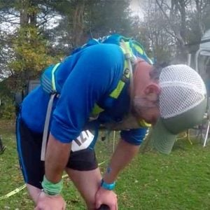 Running the Stone Cat 50 Miler