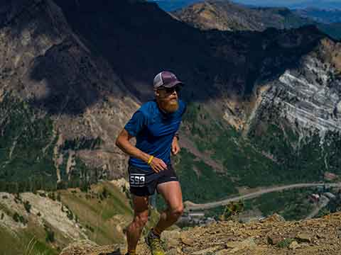 Meet Champion Mountain Runner Luke Nelson