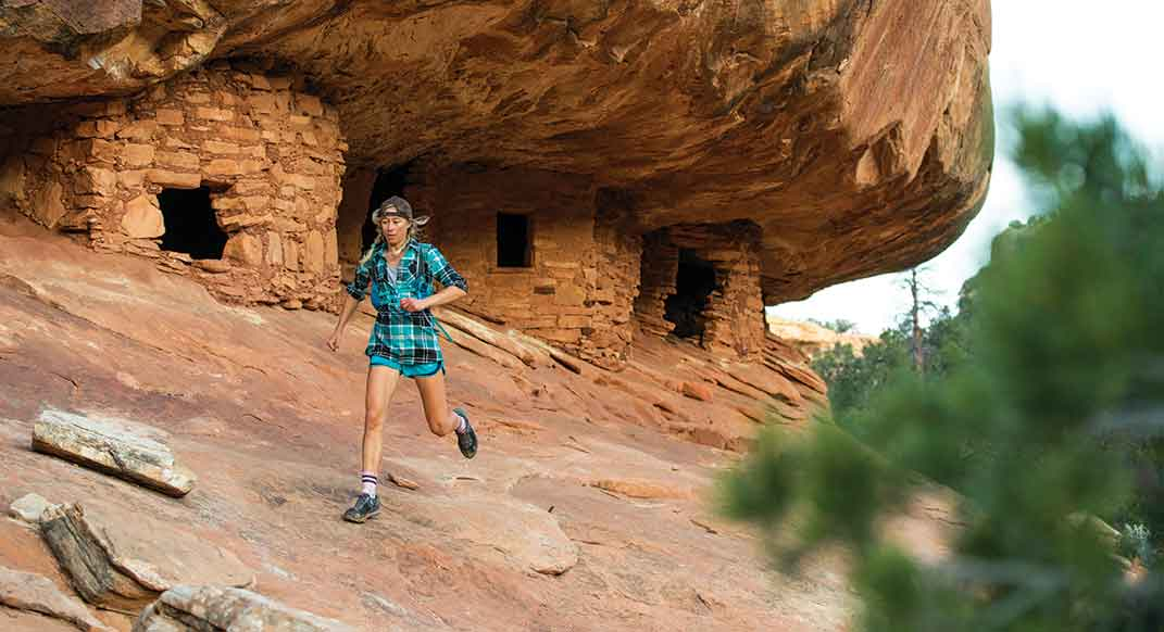 Running Bears Ears