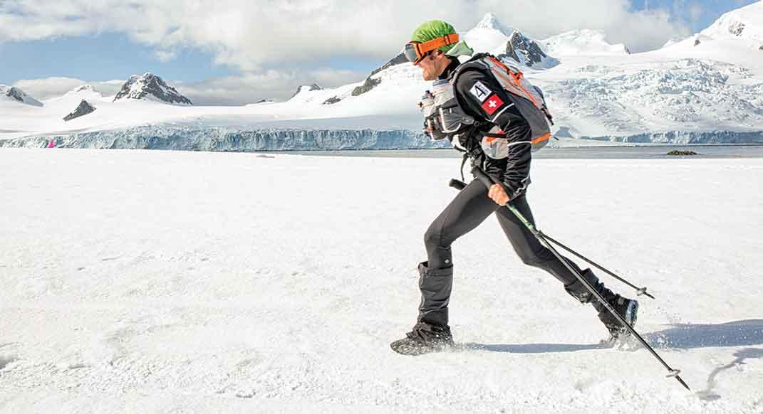The Last Desert: Racing On Antarctica