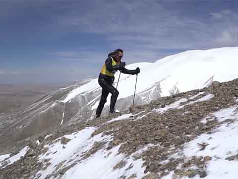 The Yuzhu Peak FKT is the Highest Trail Race on Earth