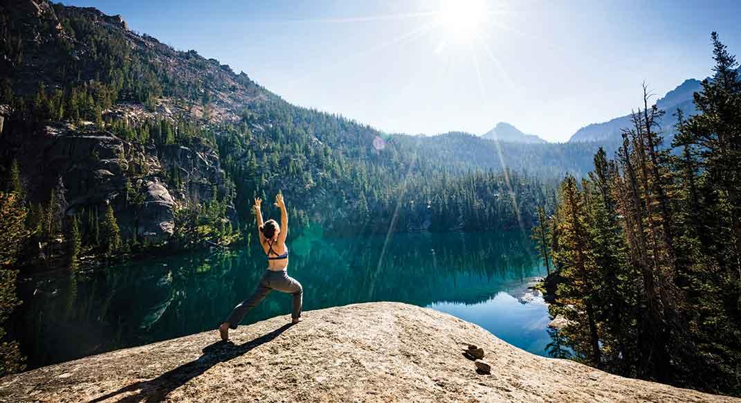 Yoga and Balance