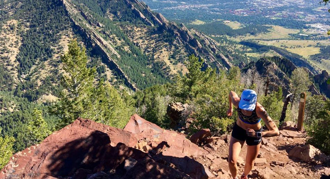 Four New Training Ideas to Up Your Trail Running