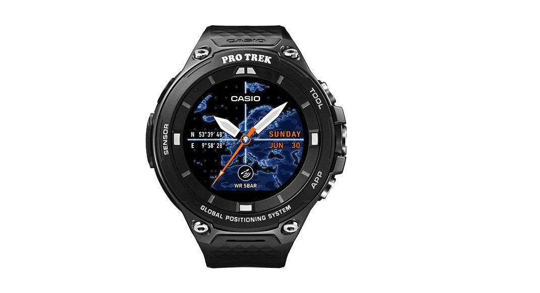 First Look: Casio PRO TREK WSD-F20 Smart Outdoor Watch