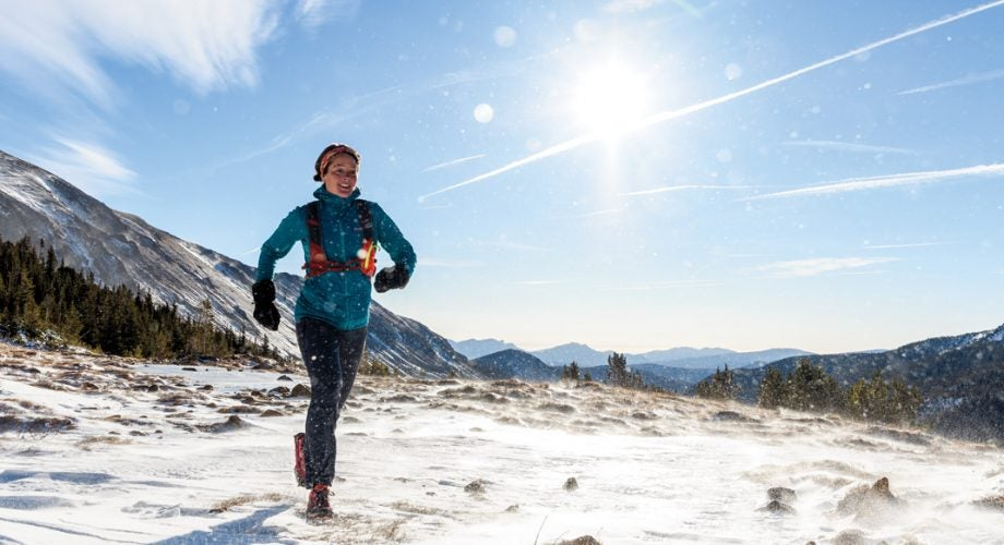 The Cold Comforts of Winter Running