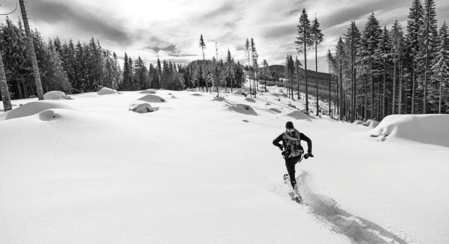 Beginner's Guide to Snowshoe Running