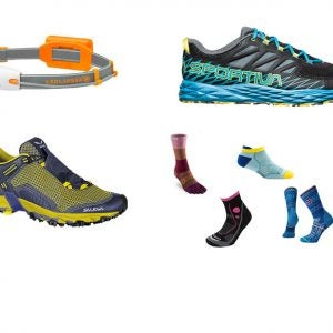 Weekend Trail-Running Gear Round Up