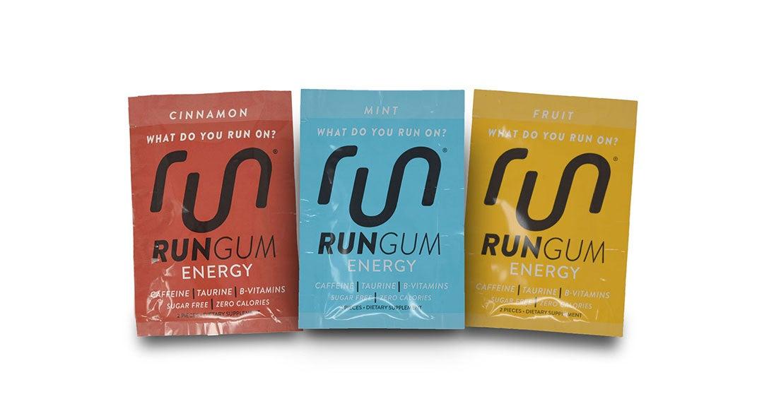 First Look: Run Gum