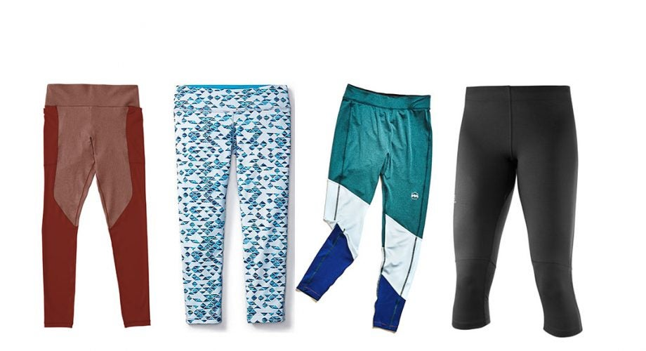 4 Women's Running Tights that are Better for the Planet