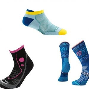 First Look: The Best Socks for Springtime Running