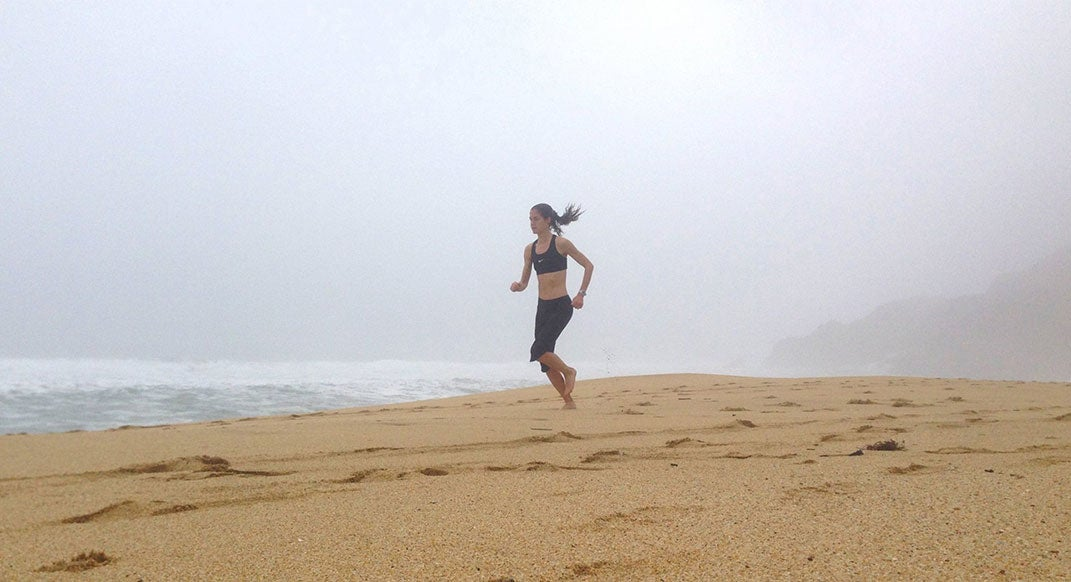 Should You Be Barefoot Running?