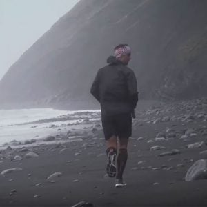 Watch Dylan Bowman's FKT on Northern California's Lost Coast Trail