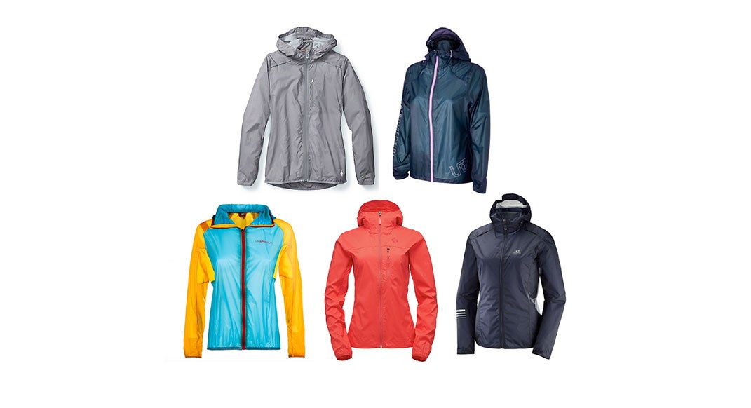 First Look: Spring Running Jackets