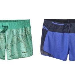 First Look: Patagonia Running Shorts