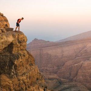 Video: Trail Running in Oman