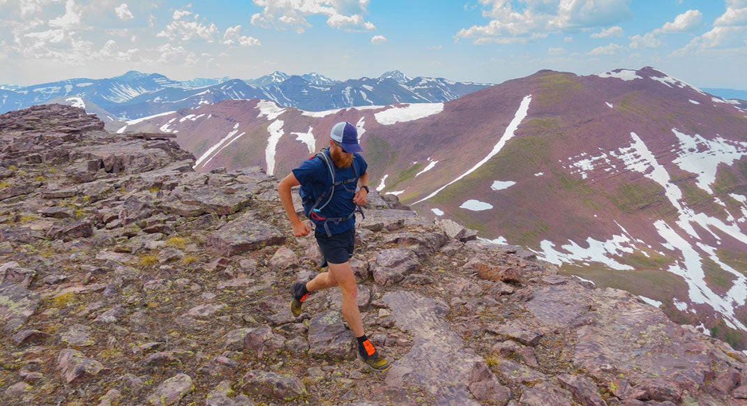 How to Train Specifically for Mountain Running