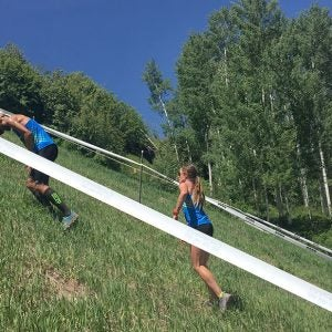 Catching Up with Anna Mae Flynn and Joe Gray, Mountain Running Phenoms