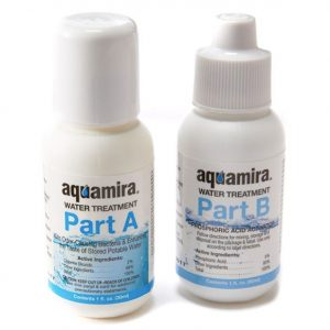 First Look: Aquamira Water Treatment