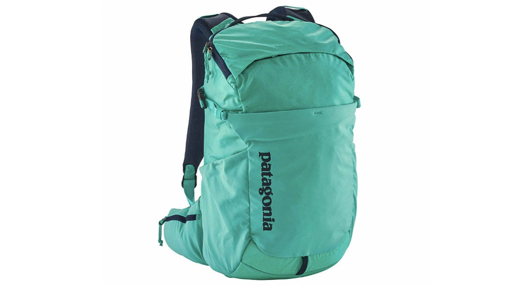 First Look: Patagonia's Nine Trails 18L Backpack