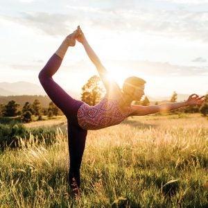 The Yin of Yoga