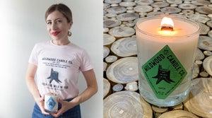 wildwood candle company 1 Trail Stoke: salvaje para Wildwood