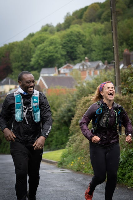 Matthew Iapoko Foulds image8 Conoce a la mujer que hace espacio para los corredores de senderos negros en el Reino Unido